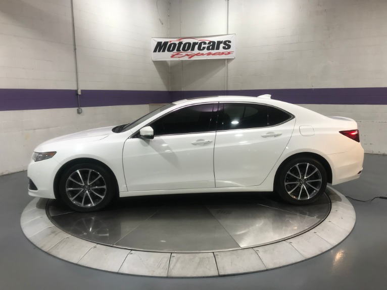 Used-2016-Acura-TLX-V6-w/Tech