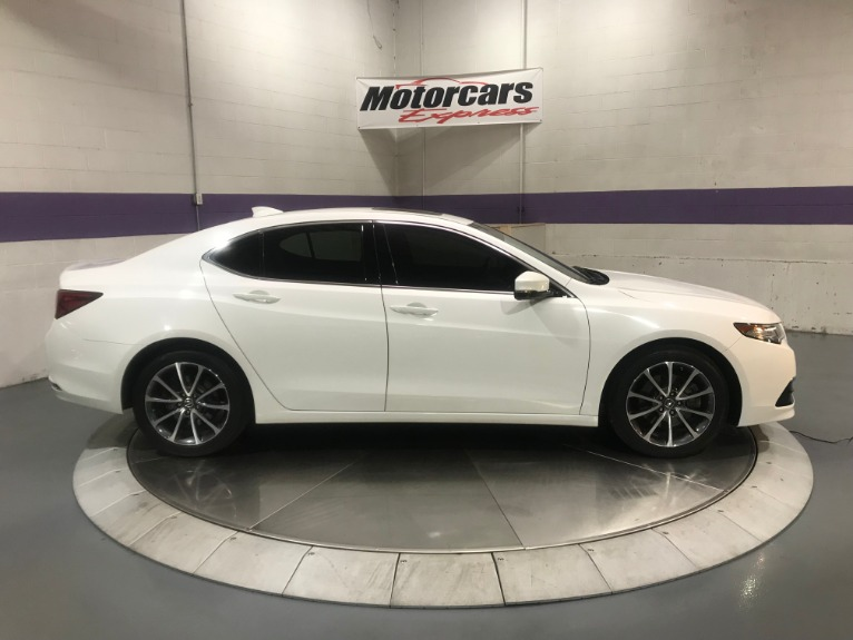 Used-2016-Acura-TLX-V6-w/Tech-FWD