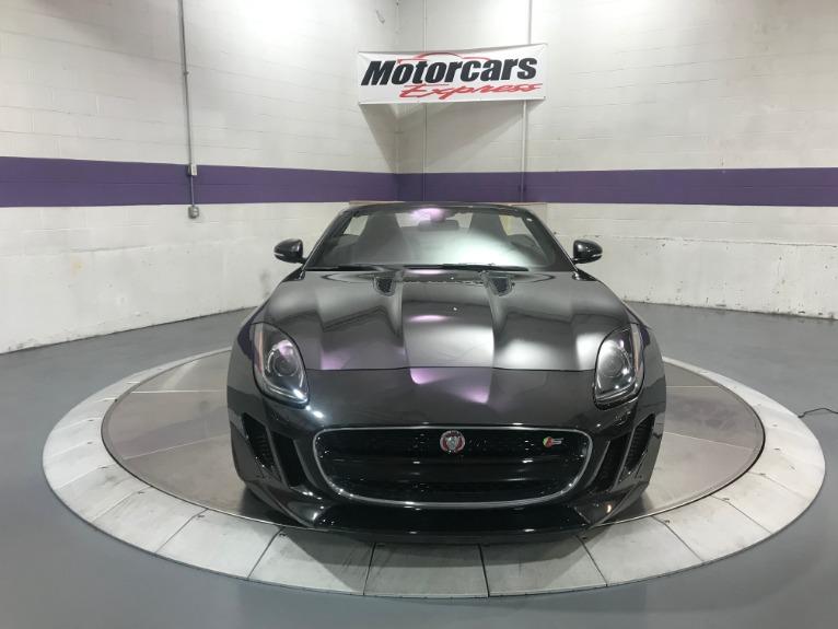 Used-2015-Jaguar-F-TYPE-S-Convertible