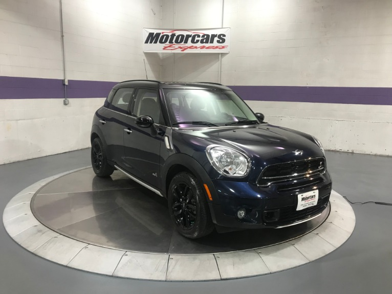 Used-2016-MINI-Countryman-Cooper-S-ALL4-(6-Speed-Manual-Trans)