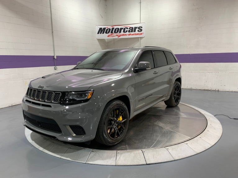 2019 Jeep Trackhawk For Sale