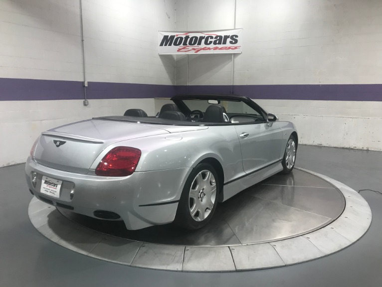 Used-2007-Bentley-Continental-GTC-AWD