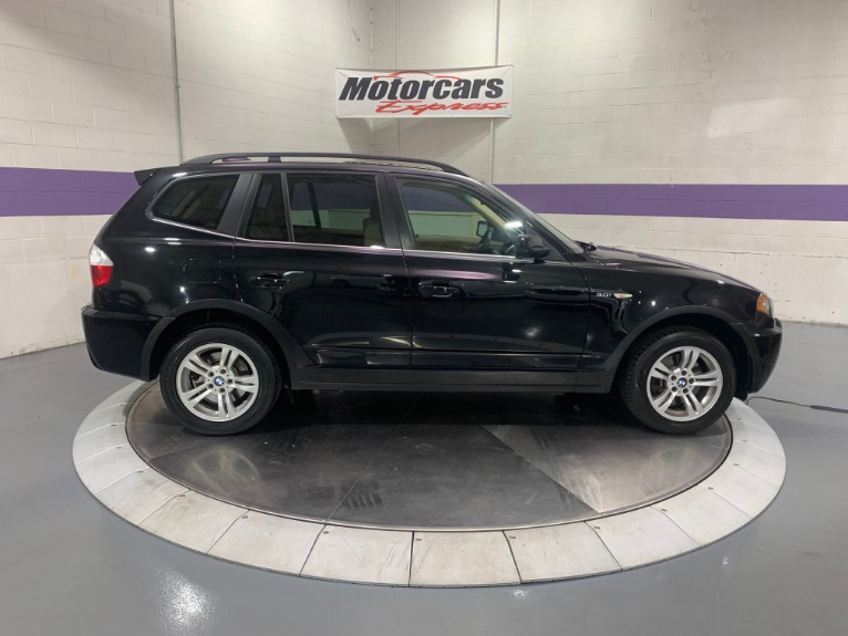 Used-2006-BMW-X3-30i-AWD