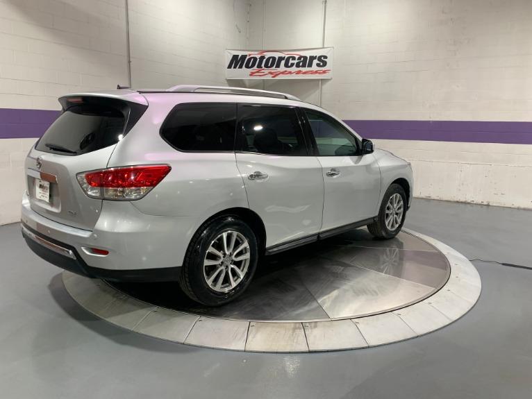 Used-2015-Nissan-Pathfinder-SV-FWD