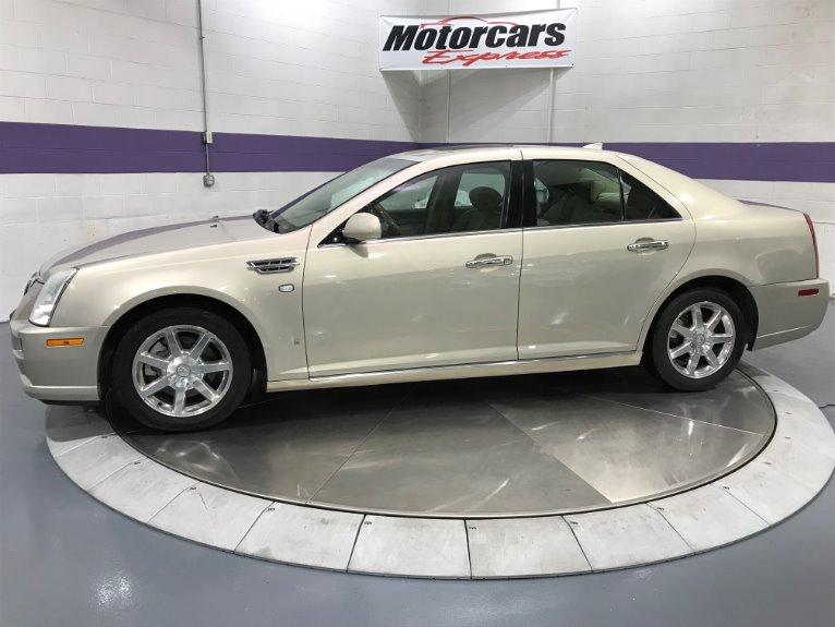 2009 Cadillac Sts V6 Luxury Awd 4dr Sedan W Navigation