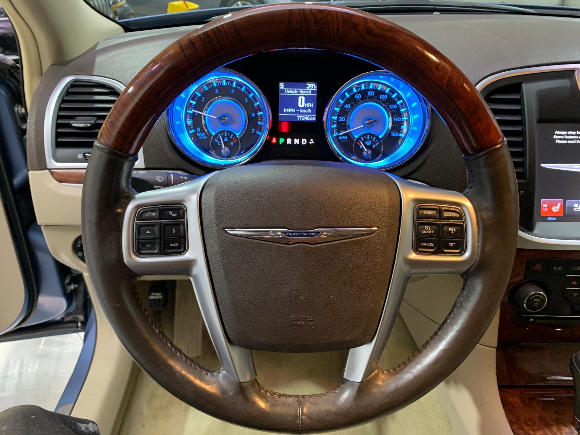 Used-2011-Chrysler-300-C-RWD