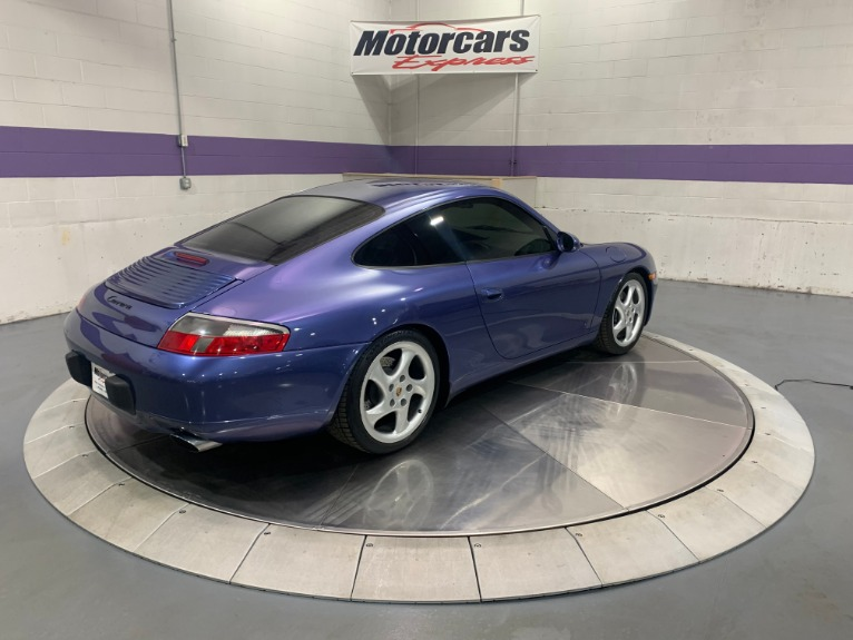 Used-2000-Porsche-911-Carrera-RWD-Manual