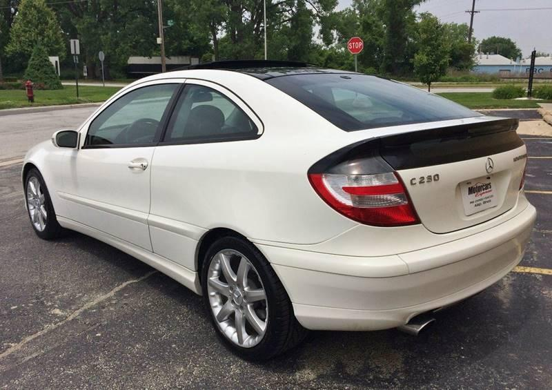 Used 2005 Mercedes Benz C Class C 230