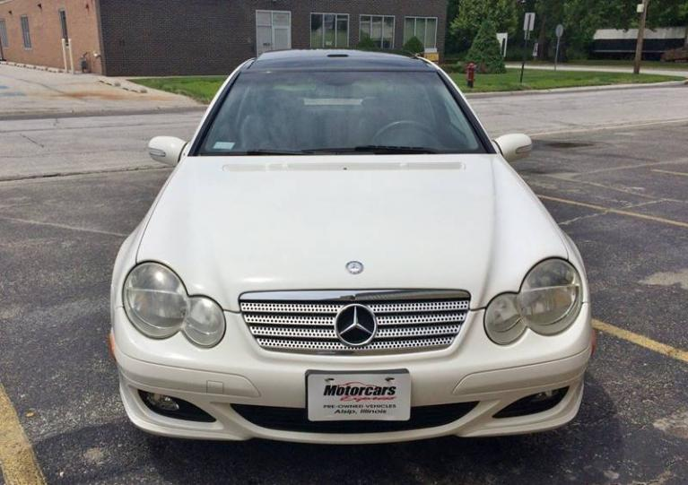 Used-2005-Mercedes-Benz-C-Class-C-230-Kompressor-2dr-Coupe-Manual
