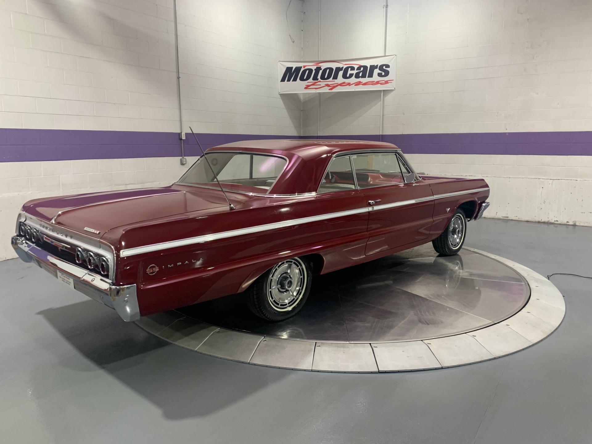 Used-1964-Chevrolet-Impala-True-SS-327-4-Speed