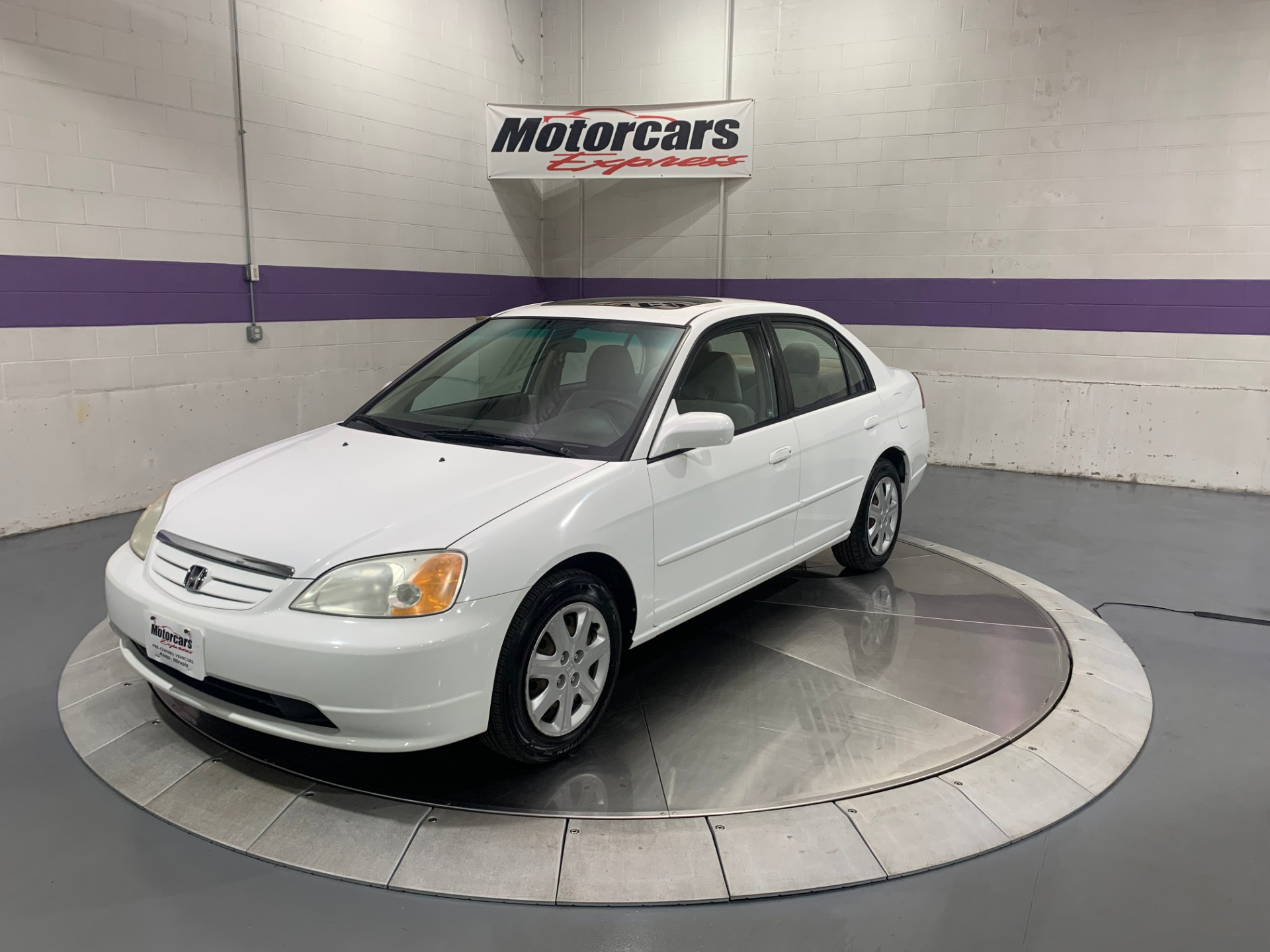 Used-2003-Honda-Civic-EX-FWD