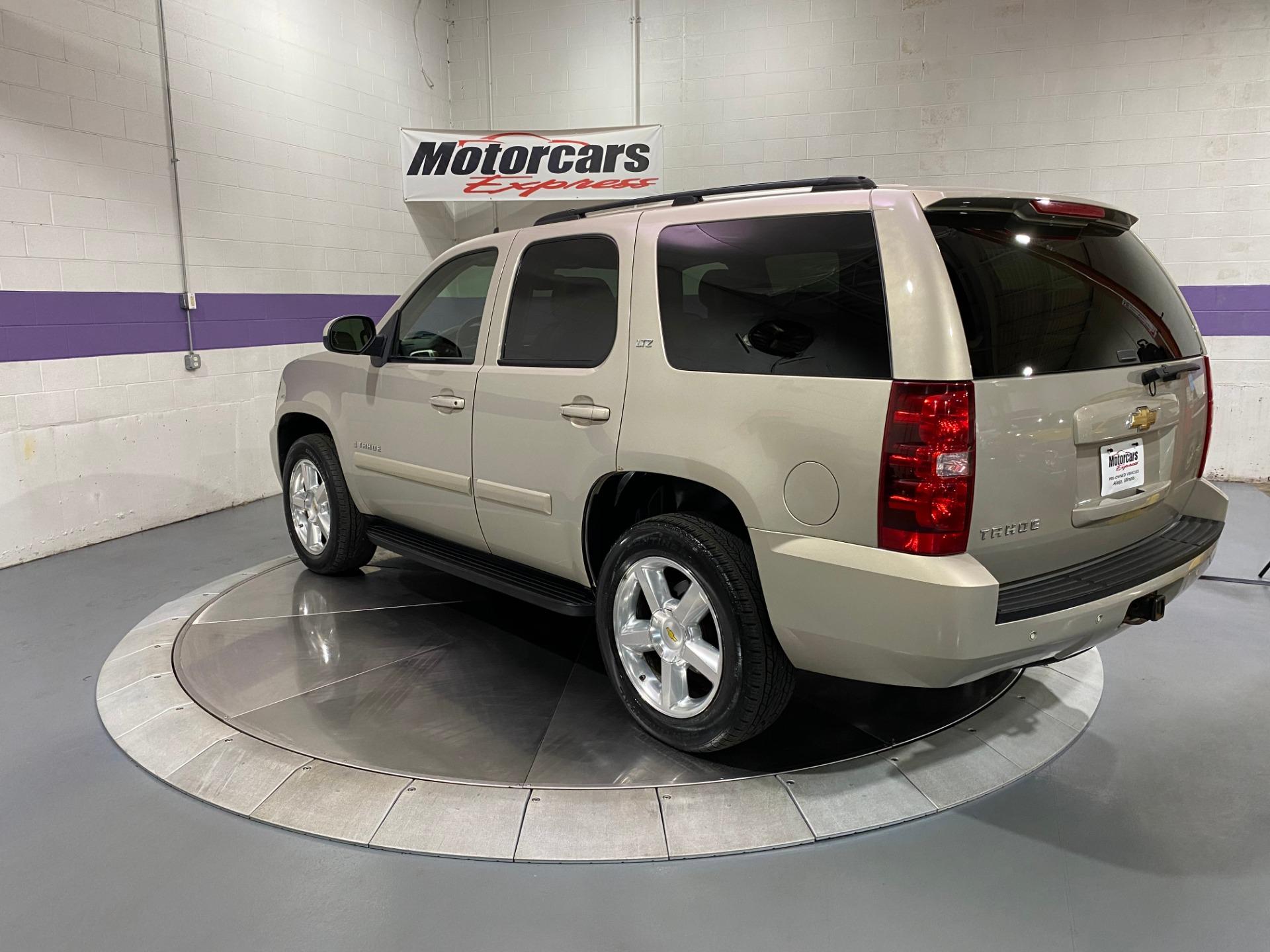 Used-2007-Chevrolet-Tahoe-LT-4WD