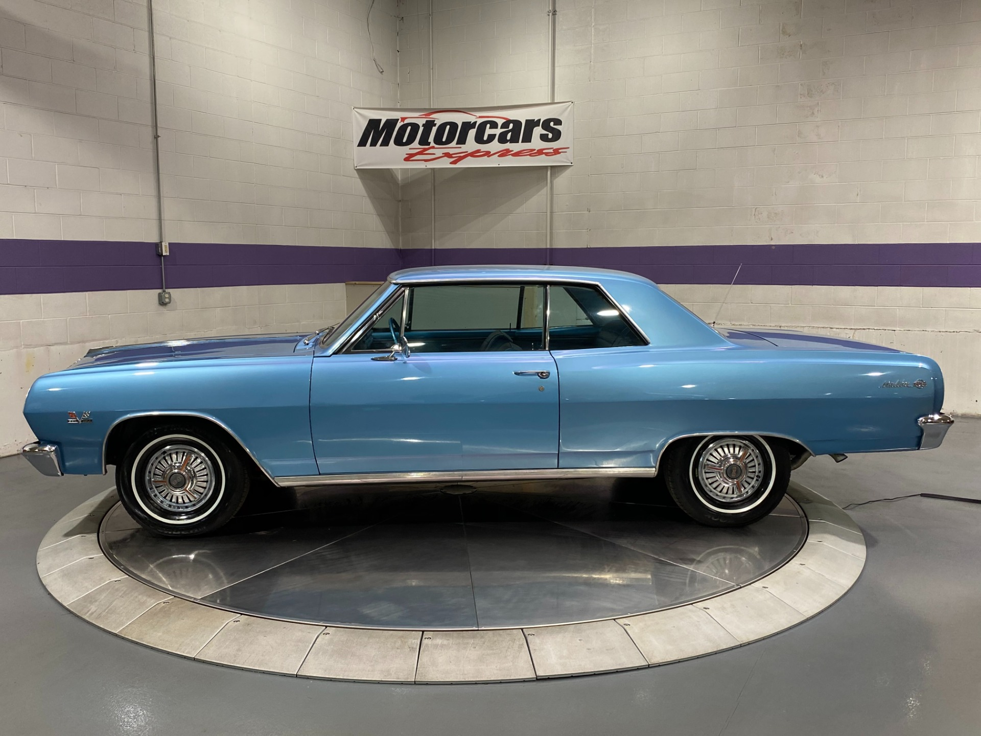 Used-1965-Chevrolet-Malibu-SS-396-W/-Year-Correct-Big-Block