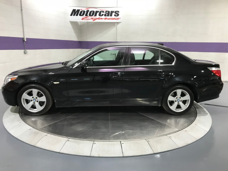 Used-2007-BMW-5-Series-525xi-AWD-4dr-Sedan