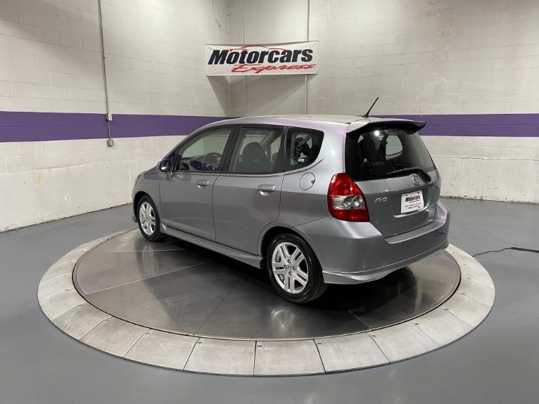 Used-2008-Honda-Fit-Sport-FWD