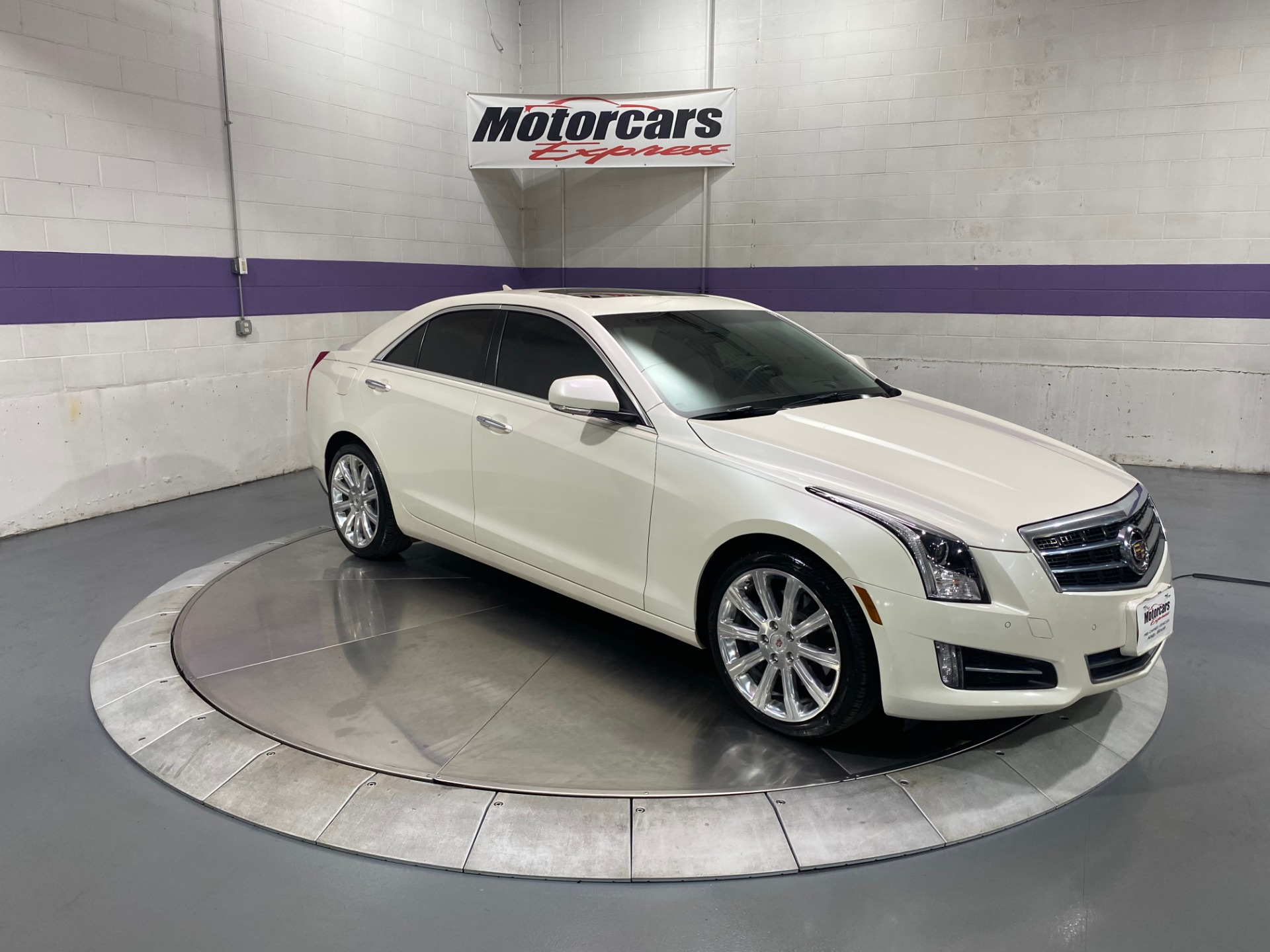 Used-2014-Cadillac-ATS-36L-Premium-Performance-AWD