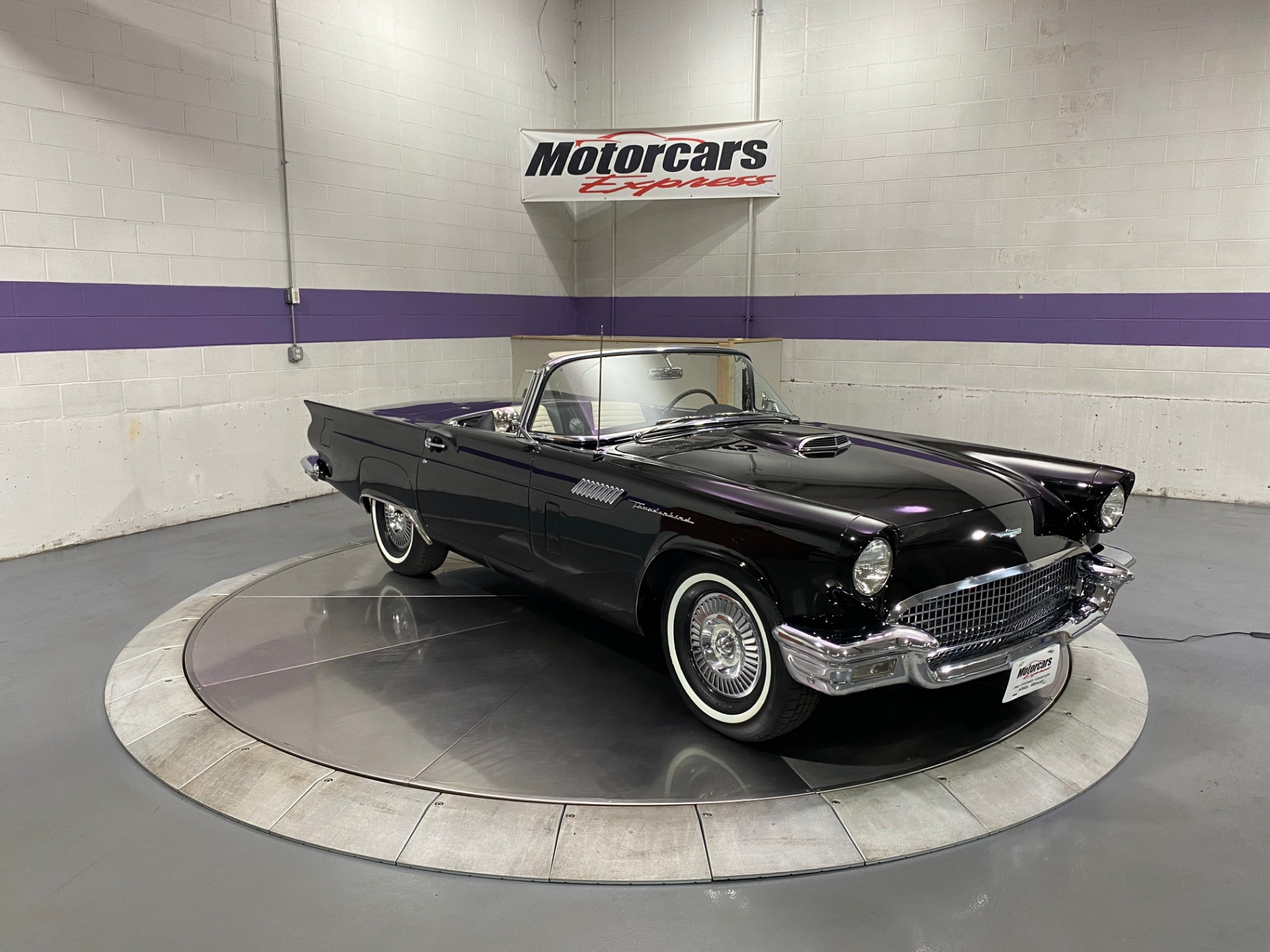 Used-1957-Ford-Thunderbird-W/-Hardtop-312-4V-245HP
