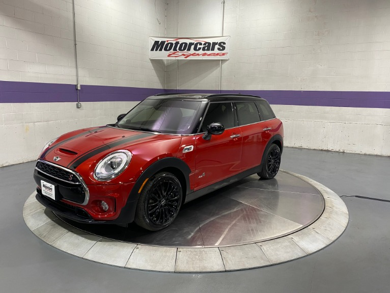 Used-2017-MINI-Clubman-Cooper-S-ALL4