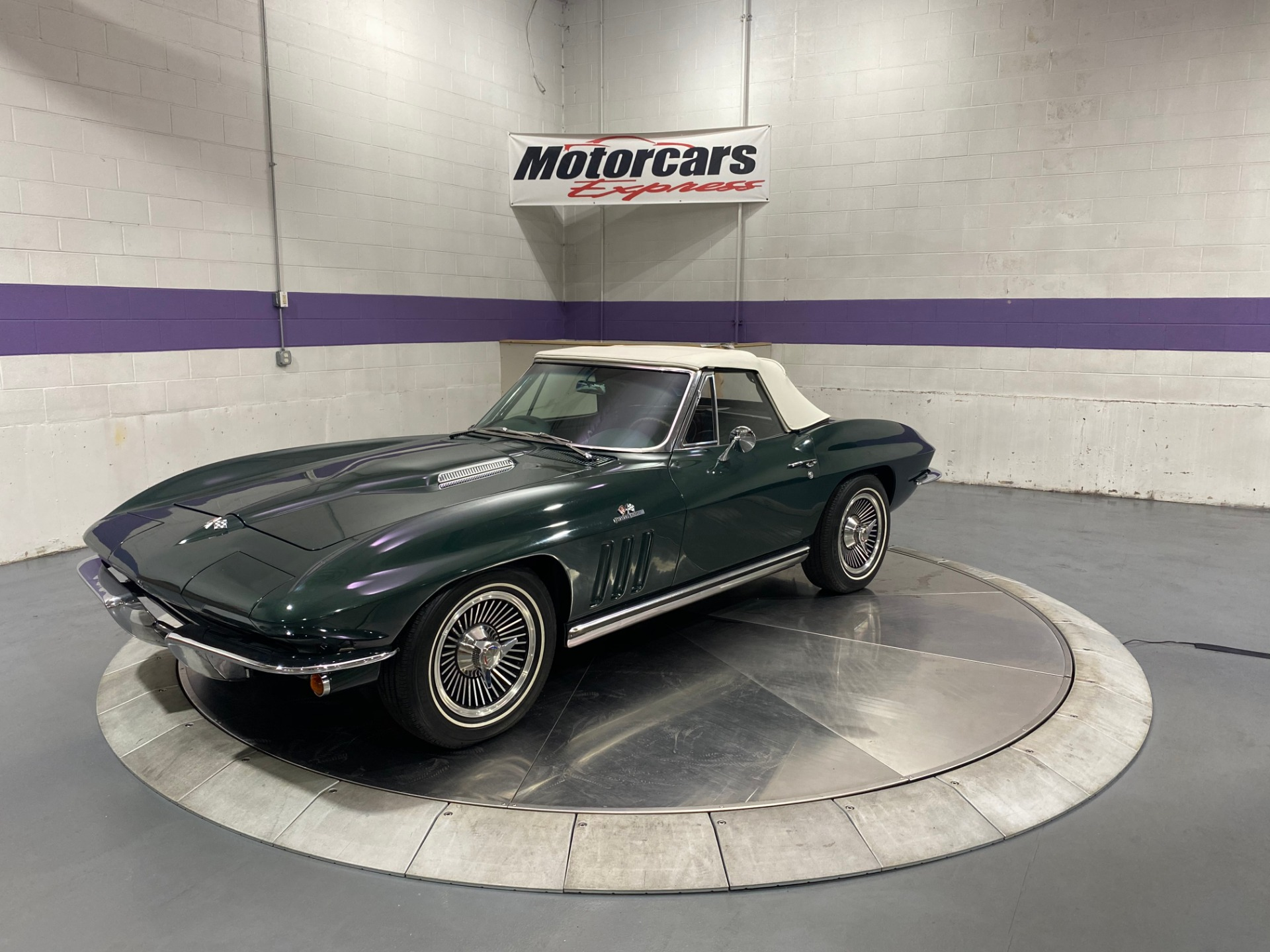 Used-1965-Chevrolet-Corvette-Stingray-Convertible-396-Turbo-Jet-425Hp-Numbers-Matching