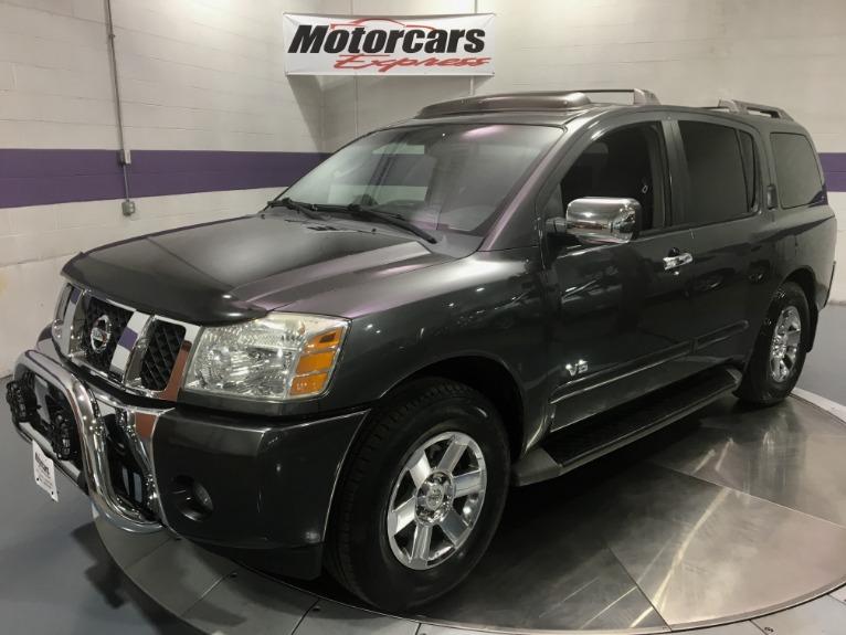 Used-2007-Nissan-Armada-LE-FFV