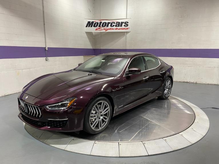 Used-2018-Maserati-Ghibli-SQ4-GranLusso