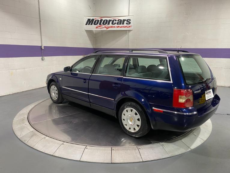 Used-2002-Volkswagen-Passat-GLS-18T