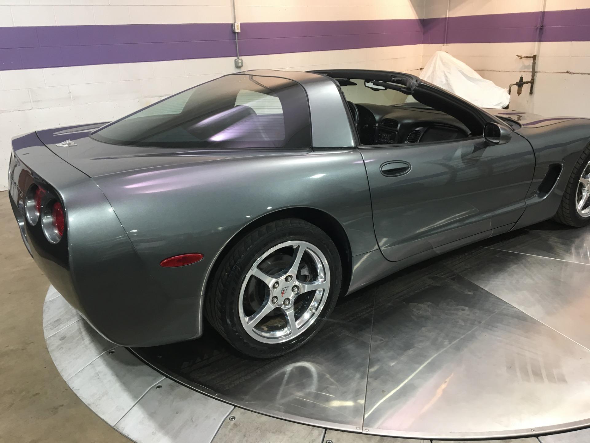 Corvette For Sale Near Me >> 2003 Chevrolet Corvette 50th Anniversary Manual Stock ...