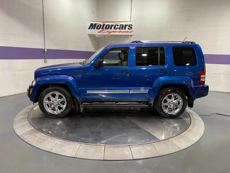 Used-2010-Jeep-Liberty-Limited-4X4