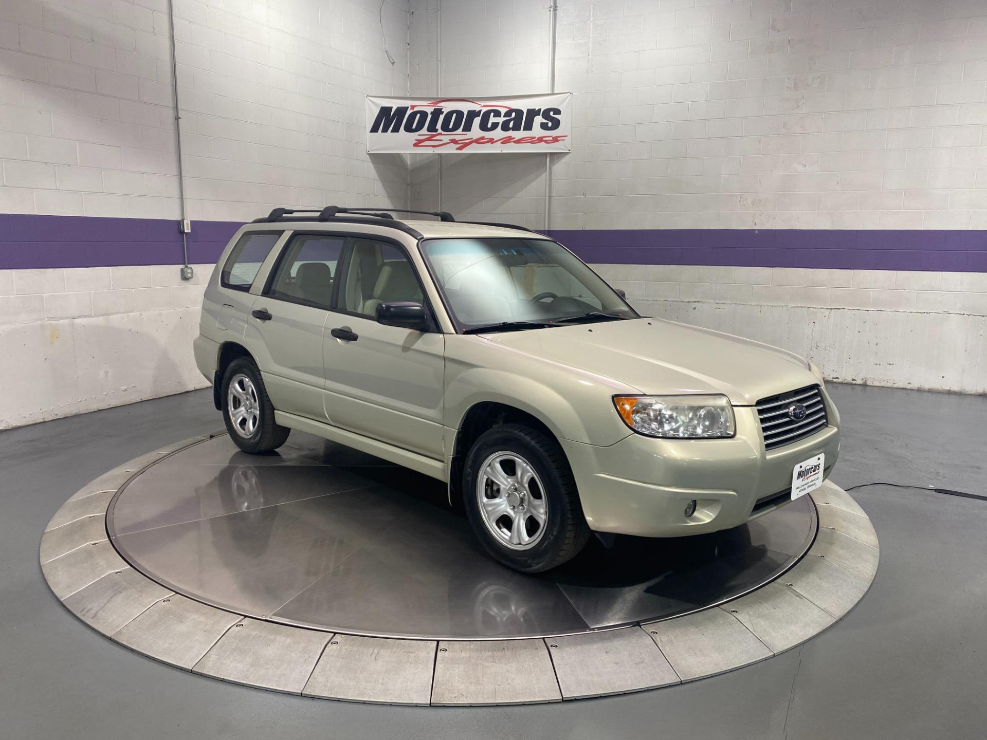 Used-2007-Subaru-Forester-25-X-AWD