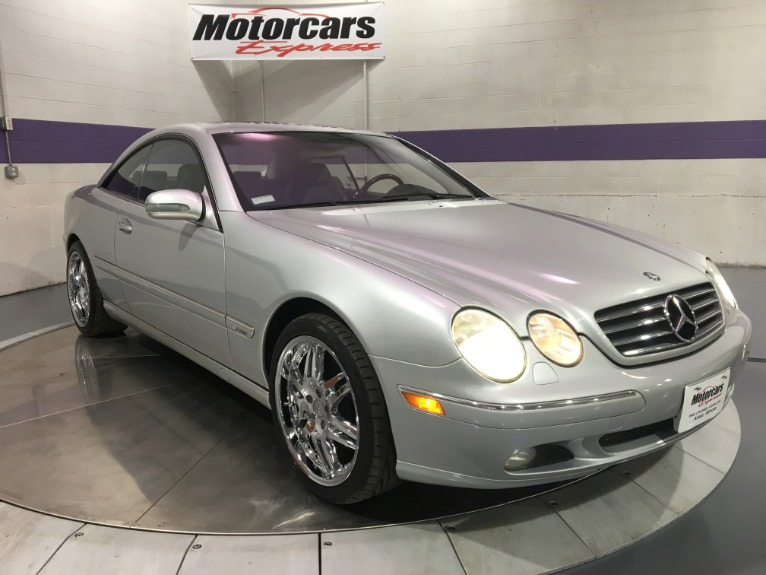 Used-2001-Mercedes-Benz-CL-Class-CL-600