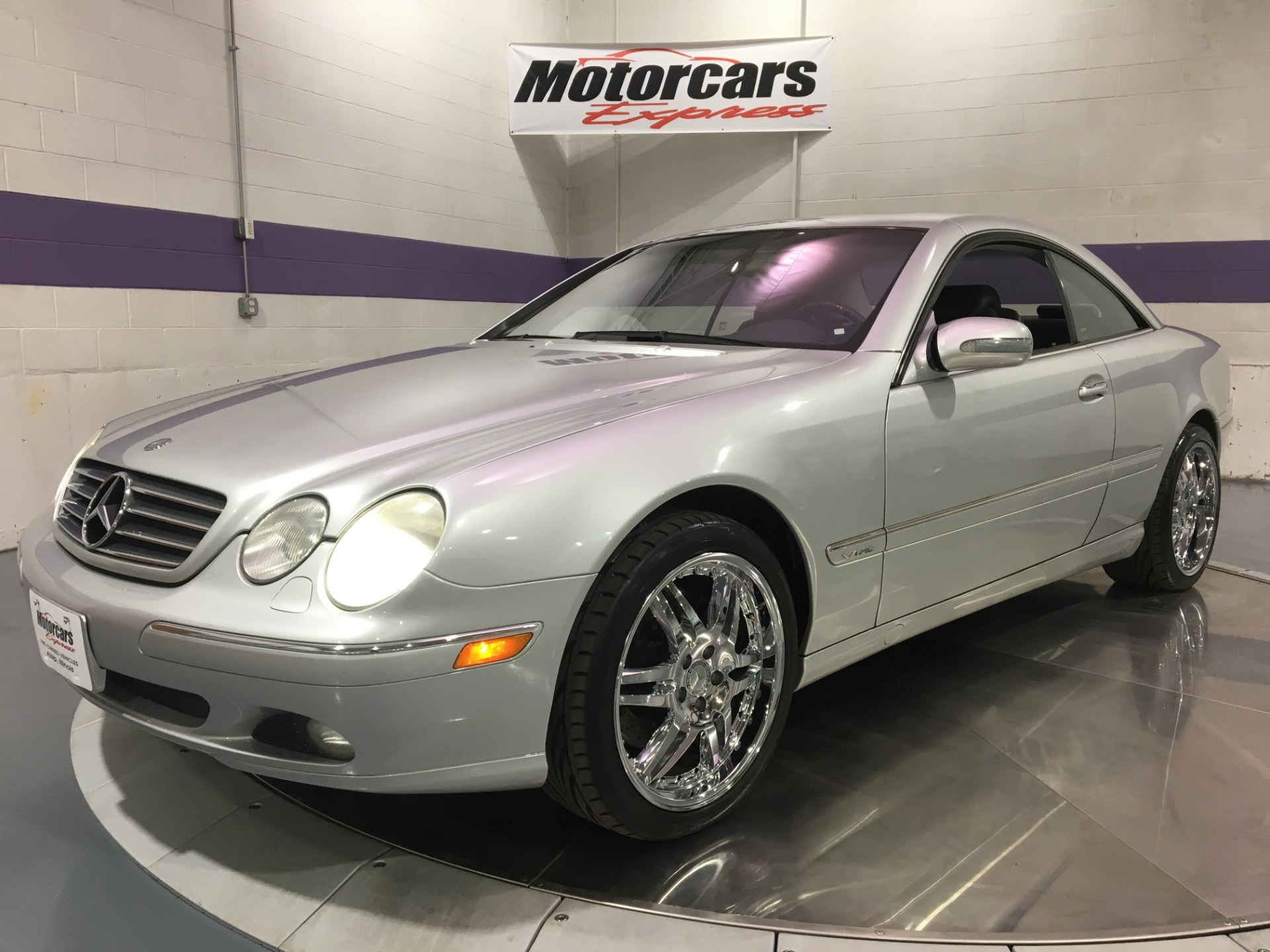 Used 2001 Mercedes-Benz CL-Class CL 600 | Alsip, IL