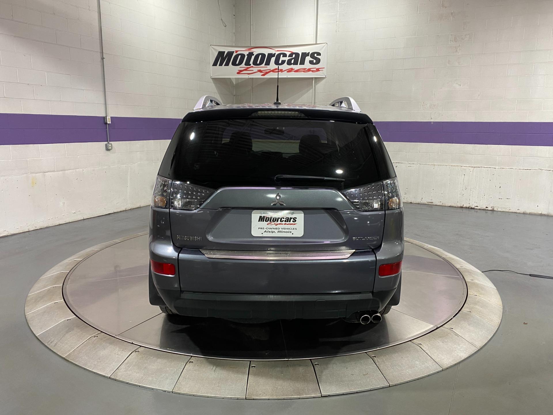 Used-2008-Mitsubishi-Outlander-XLS-AWD